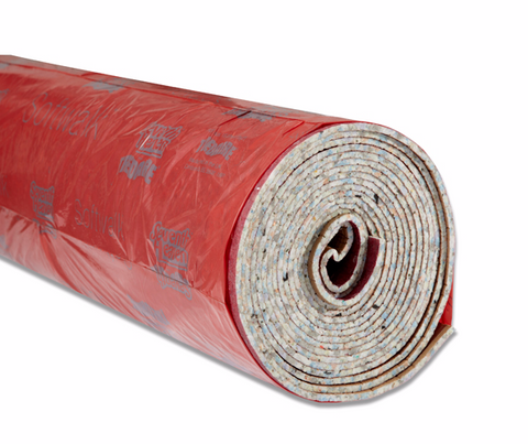 Tredaire Softwalk Carpet Underlay from £2.66 Per m2