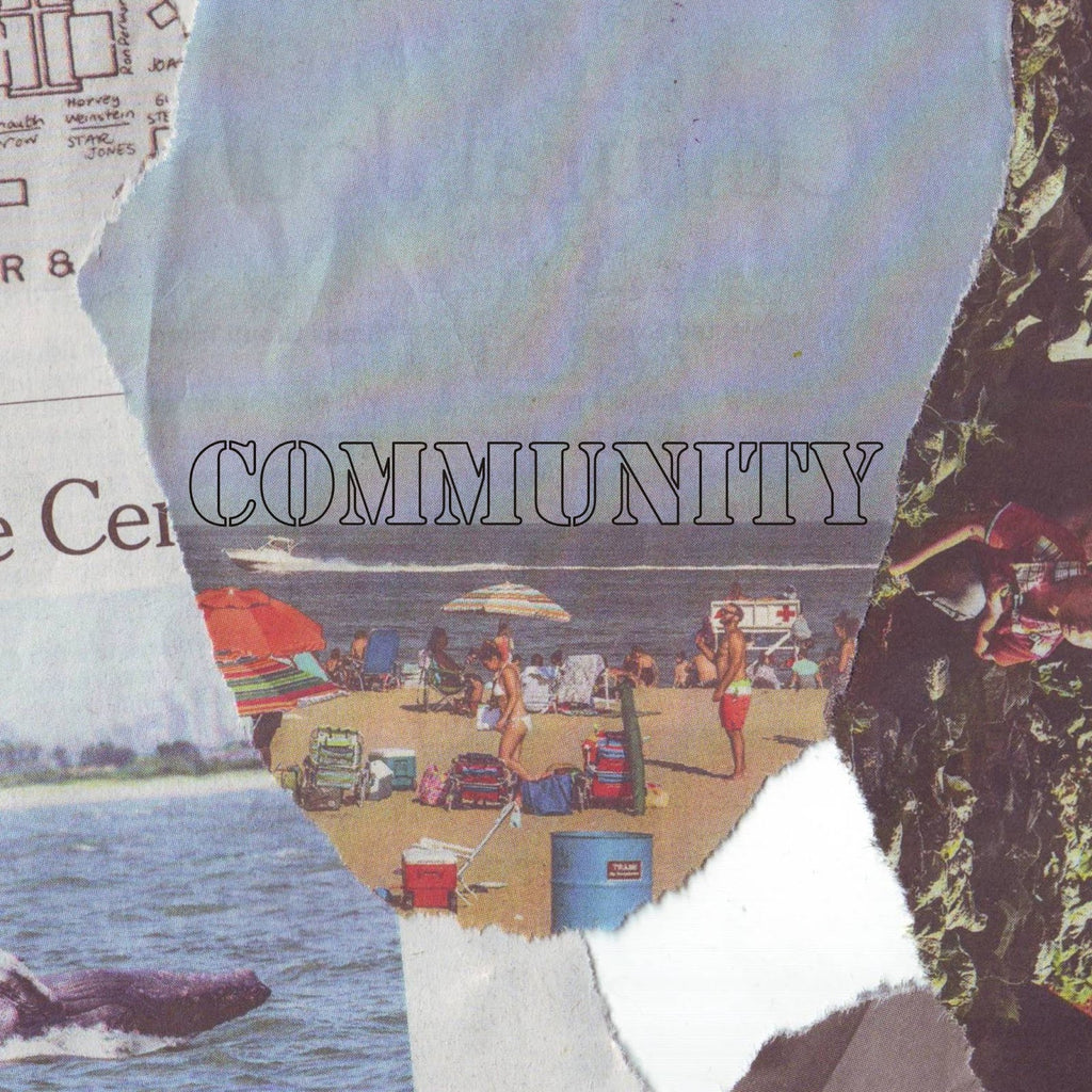 Graham Lambkin - Community LP - AguirreRecords