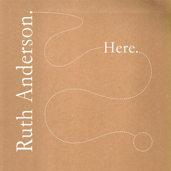 Ruth Anderson - Here LP