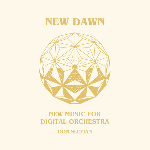 Don Slepian - New Dawn LP