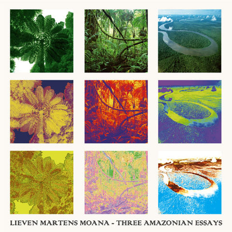 Lieven Martens Moana - Three Amazonian Essays LP