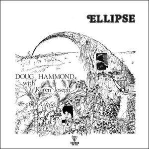 Doug Hammond with Karen Joseph - Ellipse LP