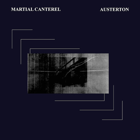 Martial Canterel - Austerton LP - AguirreRecords