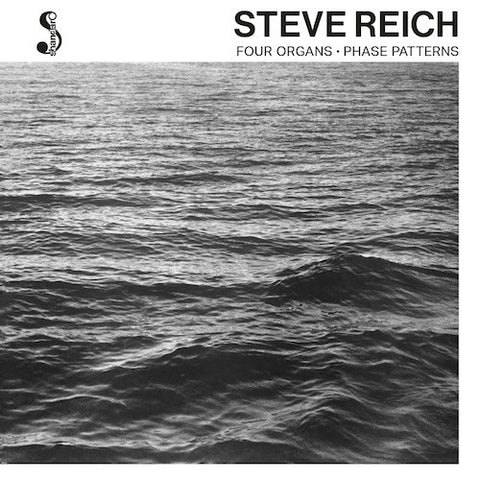Steve Reich Four Organs / Phase Patterns LP - AguirreRecords