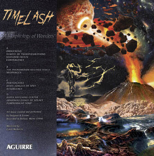 Timelash - A Morphology Of Wonders 2xLP