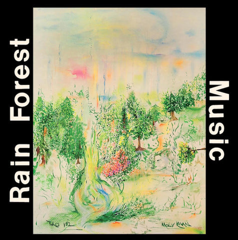 JD Emmanuel - Rain Forest Music LP