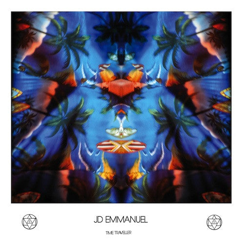 J.D. Emmanuel - Time Traveler 2xLP - AguirreRecords