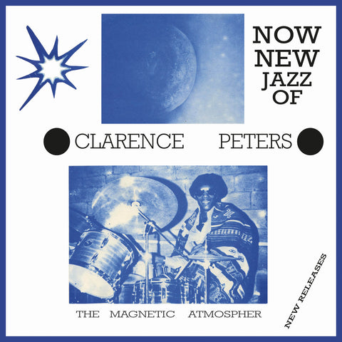 Clarence Peters Quartet - The Magnetic Atmospher LP