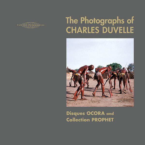 Charles Duvelle And Hisham Mayet - The Photographs of Charles Duvelle: Disques Ocora and Collection Prophet 2xCD + BOOK