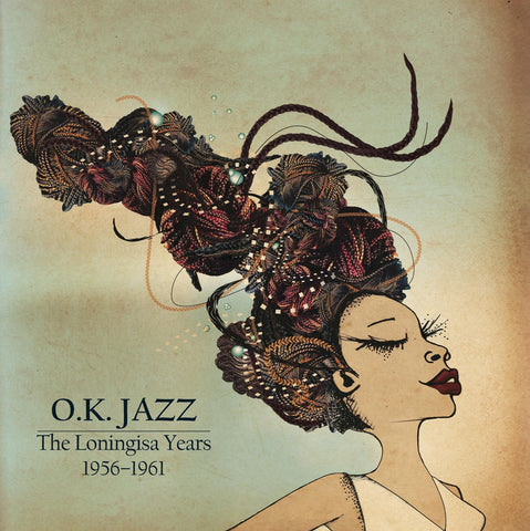 O.K. Jazz - The Loningisa Years 1956-1961 2xLP - AguirreRecords