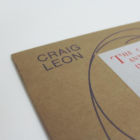 Craig Leon - Anthology of Interplanetary Folk Music Vol. 2: The Canon 2xLP
