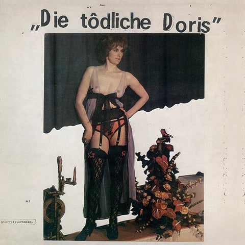 "Die Tödliche Doris - "" "" LP - AguirreRecords"