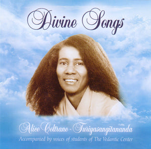 Alice Coltrane - Divine Songs CD - AguirreRecords