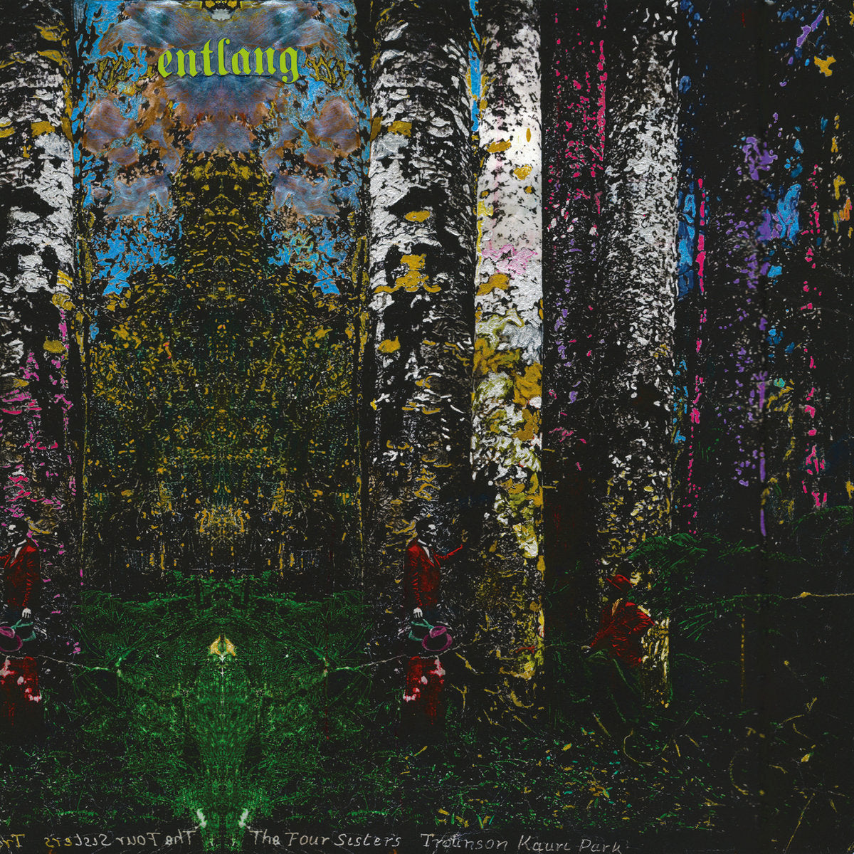 Entlang - The Four Sisters LP