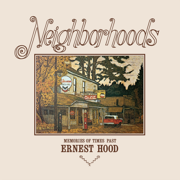 Ernest Hood - Neighborhoods 2xLP