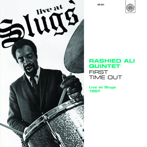 Rashied Ali Quintet - First Time Out: Live At Slugs 2xLP