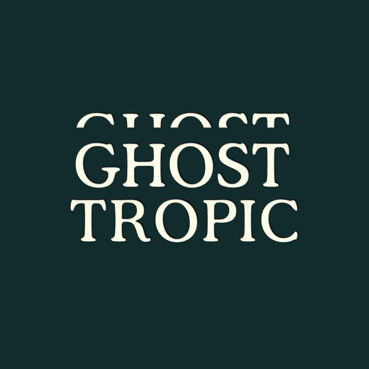Brecht Ameel - Ghost Tropic LP
