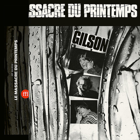 Jef Gilson - Le Massacre Du Printemps LP