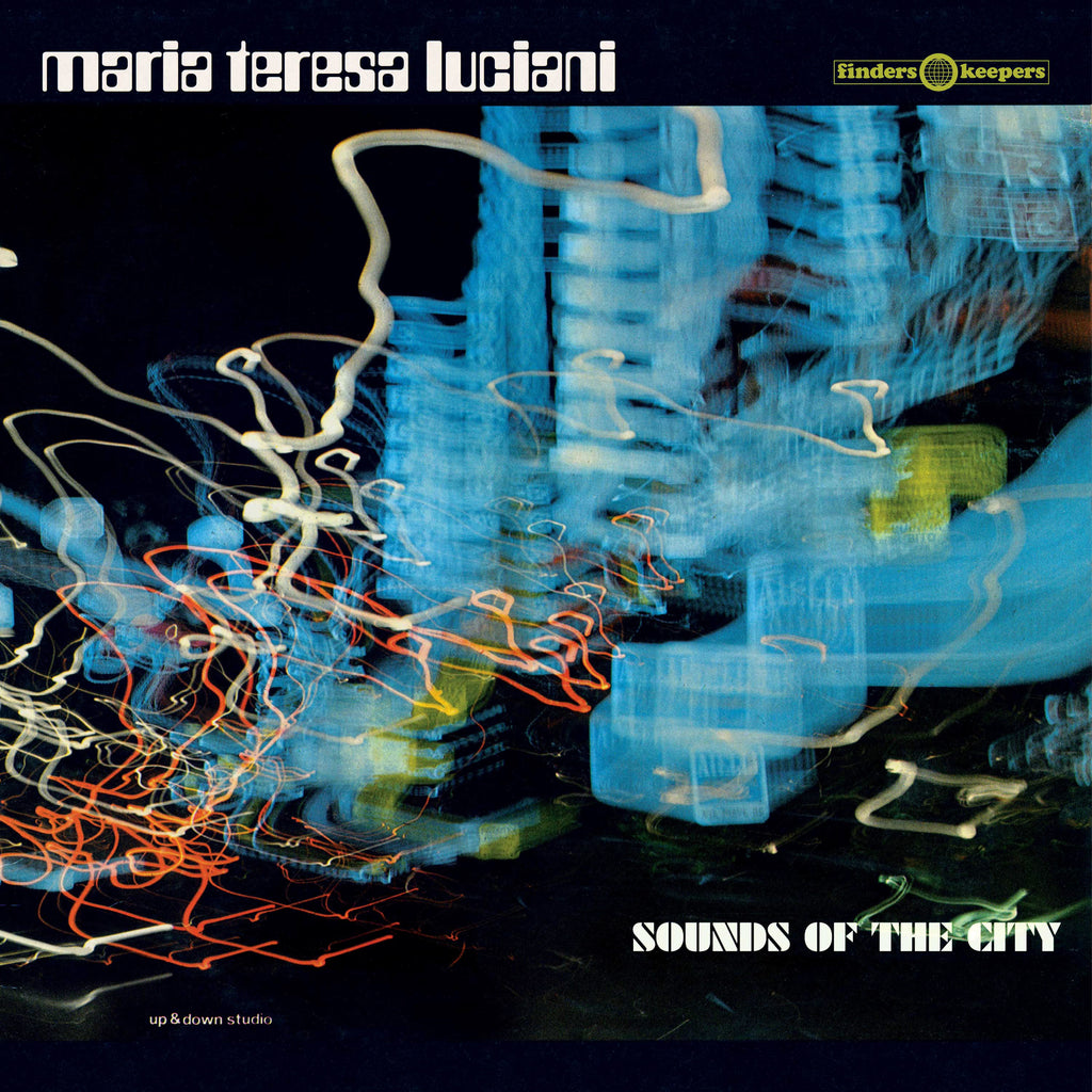 Maria Teresa Luciani - Sounds Of The City LP