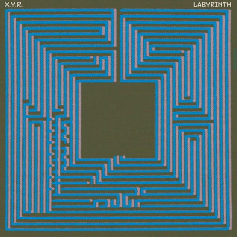 X.Y.R. - Labyrinth LP