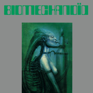 Joel Van droogenbroeck - Biomechanoid LP - AguirreRecords