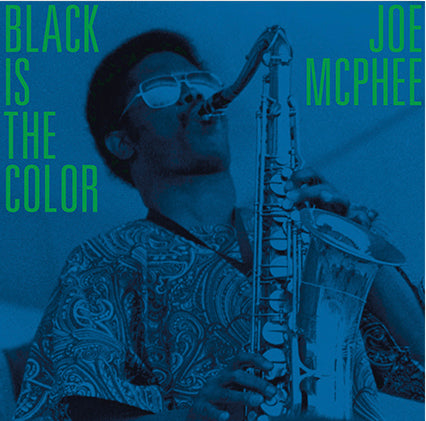 Joe McPhee - Black Is The Color 2xCD