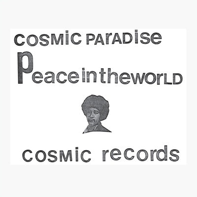 Michael Cosmic / Phill Musra Group - Peace In The World / Creator Spaces 3xCD