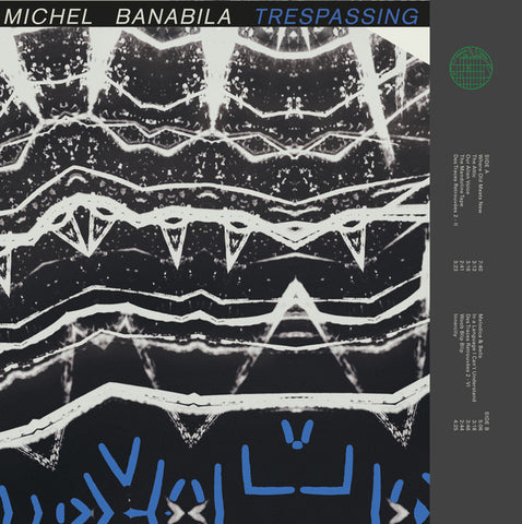 Michel Banabila - Trespassing 2xLP