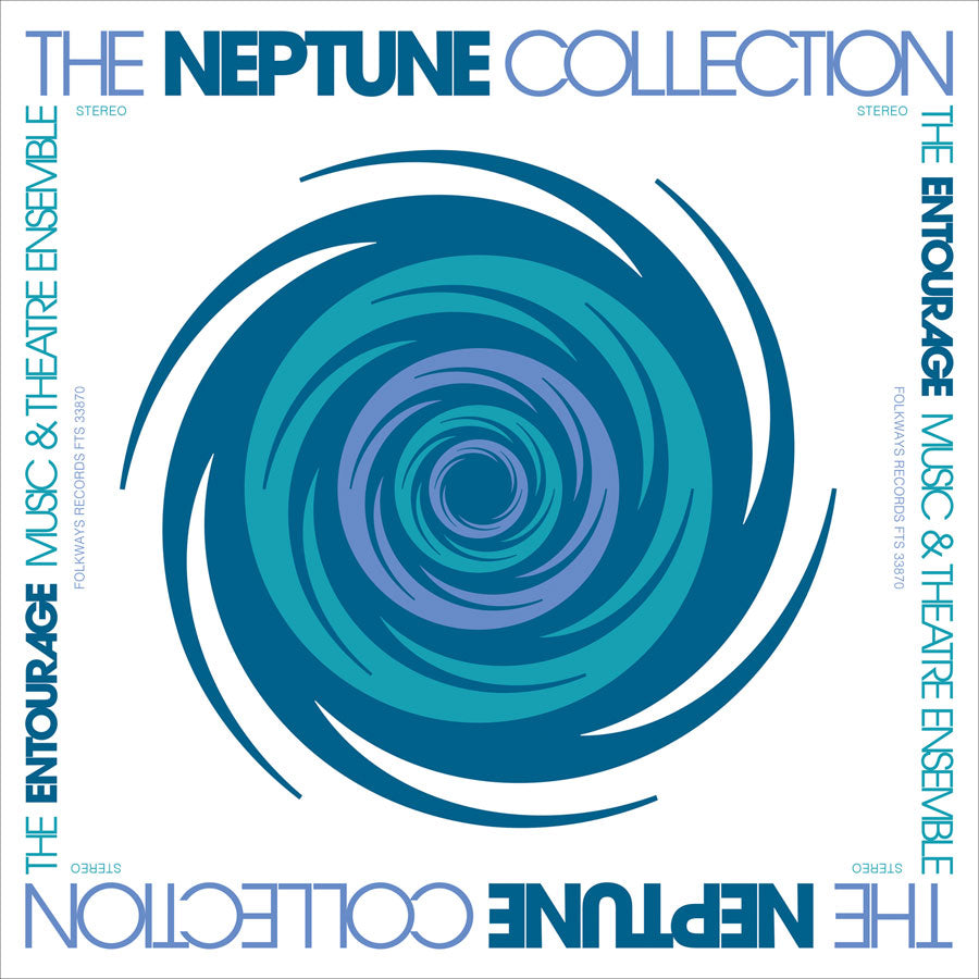 The Entourage Music & Theater Ensemble - The Neptune Collection LP