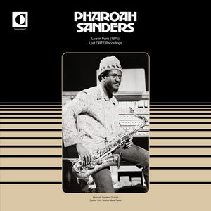 Pharaoh Sanders - Live In Paris (1975) LP