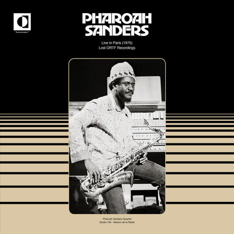 Pharoah Sanders - Live In Paris (1975) LP