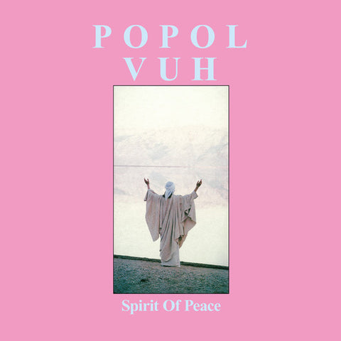 Popol Vuh - Spirit Of Peace LP