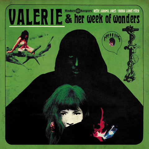 Luboš Fišer - Valerie And Her Week Of Wonders LP
