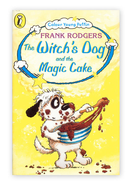 The Witch's Dog and the Magic Cake