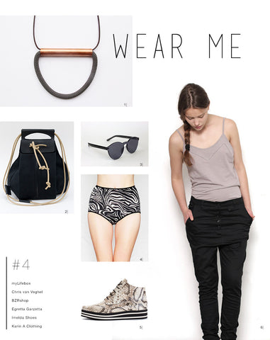 Wear Me #4: Animal Print Vibes