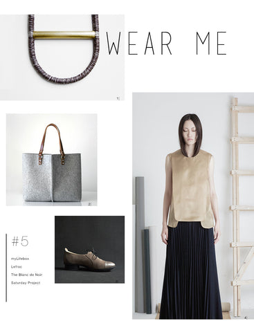 Wear Me #5: Ode to Creative Makers