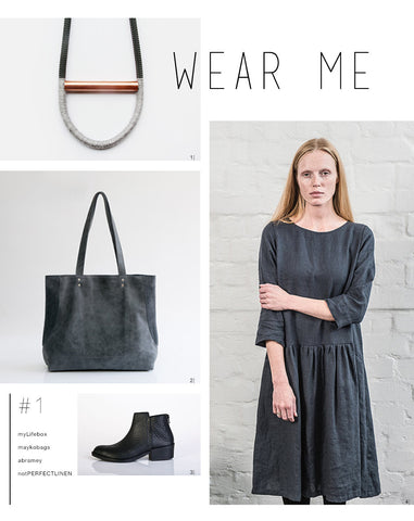 Wear Me #1: Ode to Grey