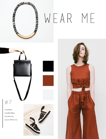 Wear Me #7: Spring Vibes