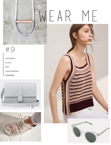 Wear Me #9: Knits for Summer