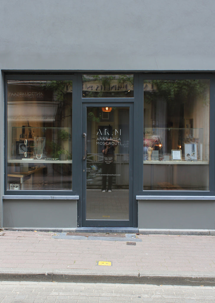 Anna Rosa Moschouti Jewelry Flagship Store Antwerp