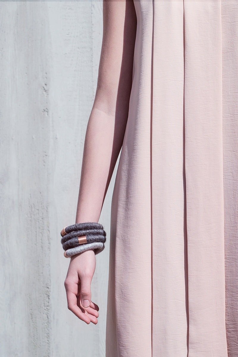 mylifebox lookbook minimalist statement bracelets den haag
