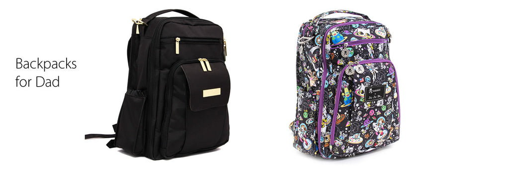 Backpacks for Dad