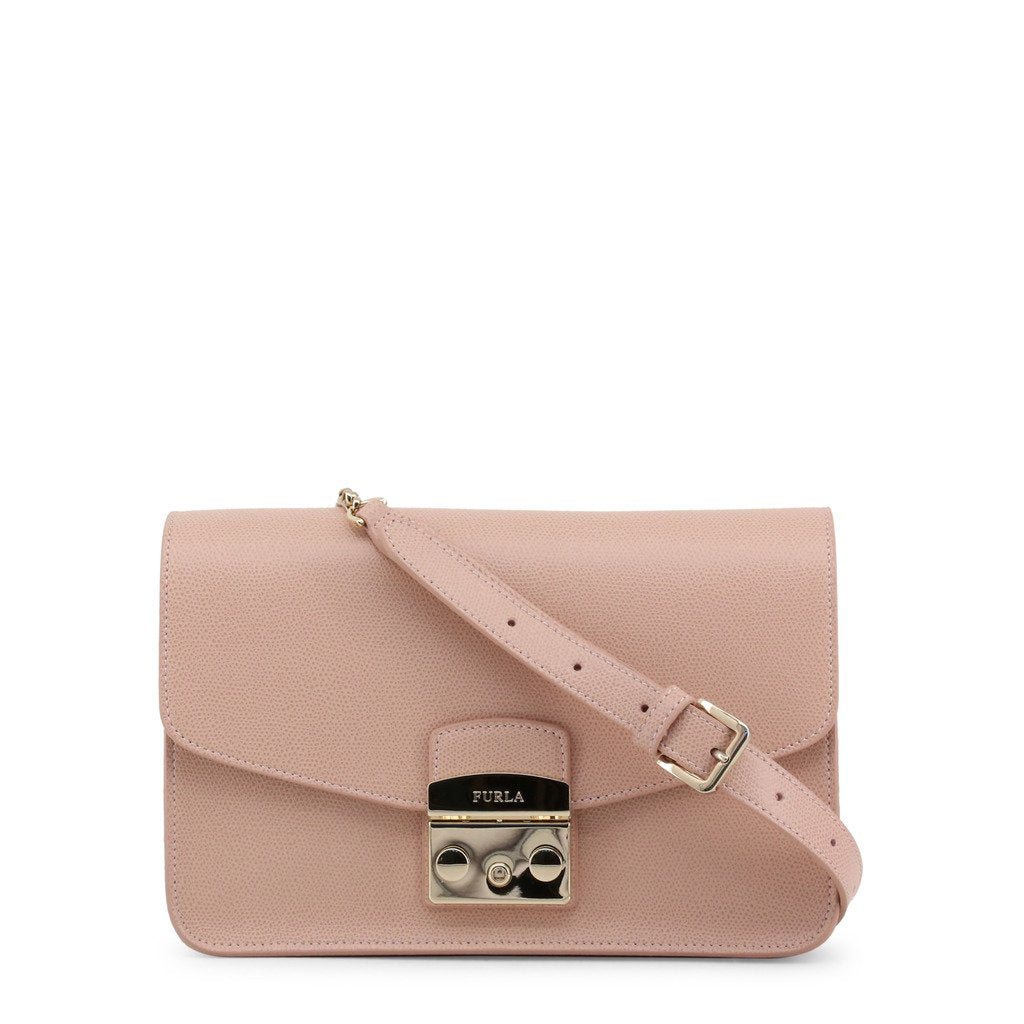 Furla Metropolis Shoulder Bag S Moonstone