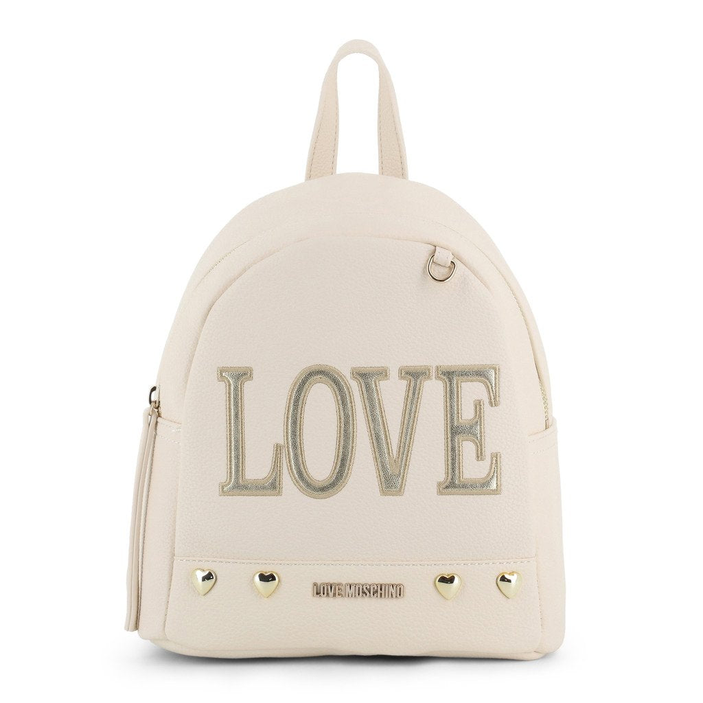 Love Moschino Backpack With Charming Doll