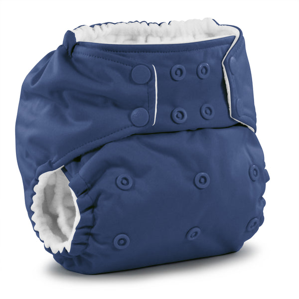 Rumparooz One Size Cloth Diaper - Nautical