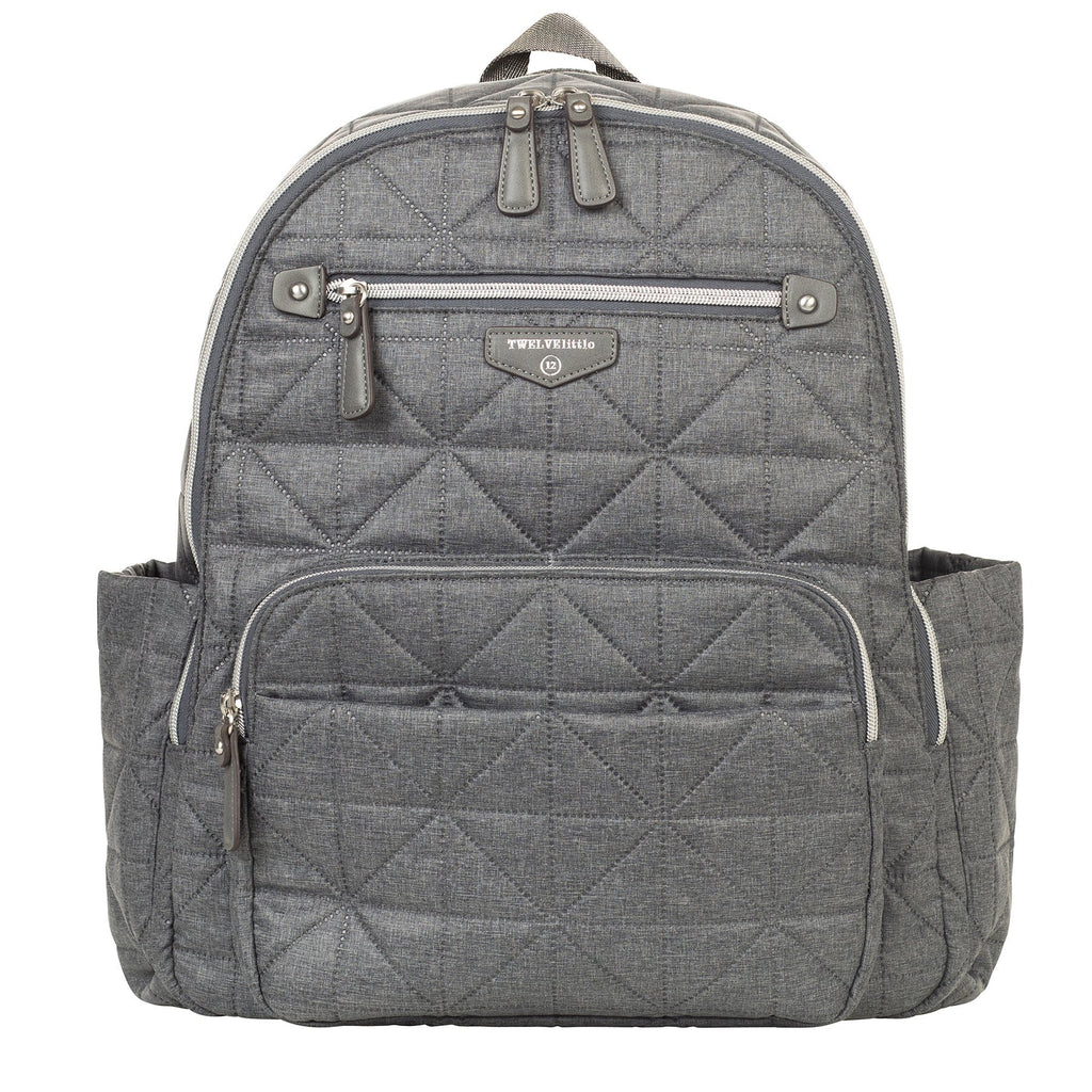 TWELVElittle Companion Backpack in Denim Nylon