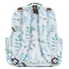 TWELVElittle On-The-Go Backpack in Leaf Print