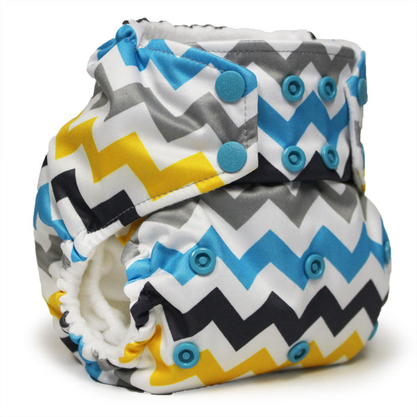 Rumparooz One Size Cloth Diaper - Charlie