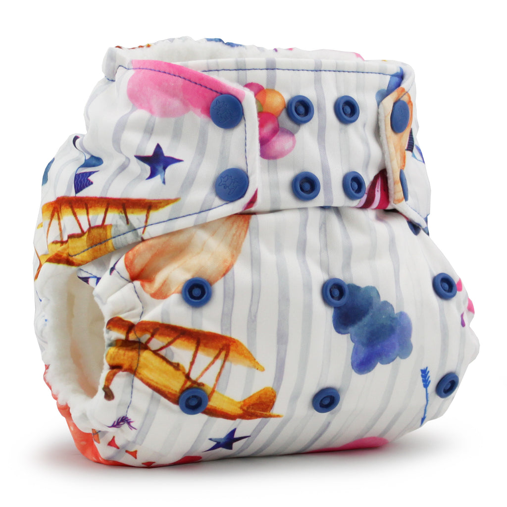 Rumparooz One Size Cloth Diaper - Soar