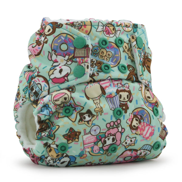 tokidoki x Kanga Care Rumparooz One Size Cloth Diaper - tokiTreats